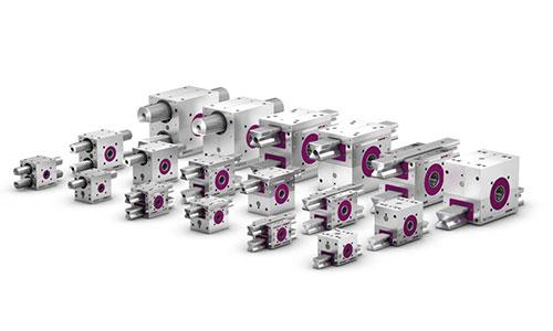Markteinführung der 5er Getriebeserie als Baukastensystem