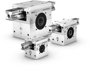 Markteinführung der 5er Getriebeserie lifgo® als Baukastensystem