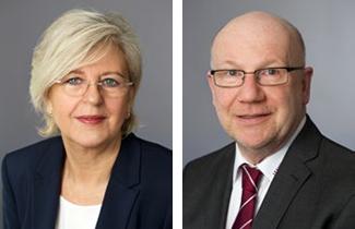 leantechnik Vorstand - Petra Trojahn und Reinhard Janzen