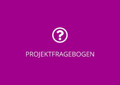 Projektfragebogen
