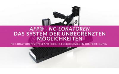 AFP® – NC-Lokator – Das System der unbegrenzten Möglichkeiten