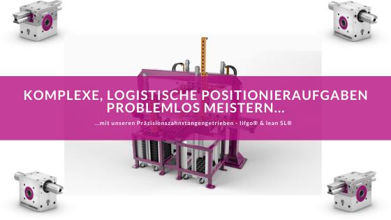 Komplexe, Logistische Positionieraufgaben lösen